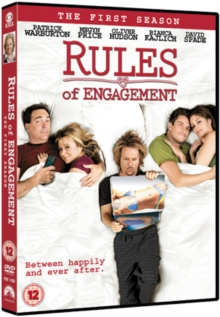 Rules of Engagement: Season 1, DVD