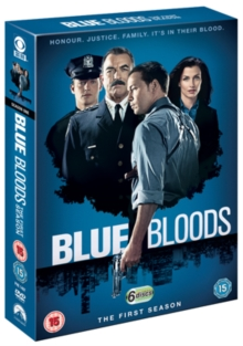 Blue Bloods: Season 1, DVD