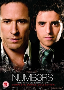 Numb3rs: Complete Collection, DVD