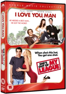 I Love You, Man/She's Out of My League, DVD