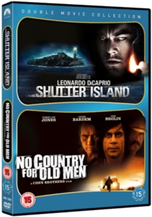 Shutter Island/No Country for Old Men, DVD  DVD