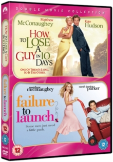 Failure to Launch/How to Lose a Guy in 10 Days, DVD