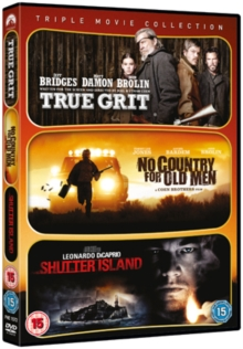 True Grit/No Country for Old Men/Shutter Island, DVD