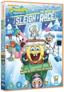 SpongeBob Squarepants: The Great Sleigh Race, DVD