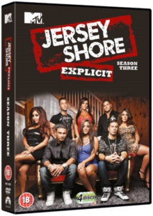 Jersey Shore: Season Three, DVD  DVD
