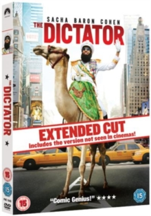 The Dictator, DVD