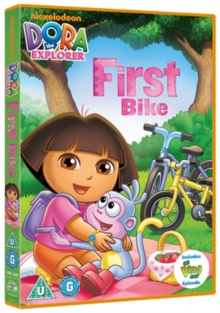 Dora the Explorer: Dora's First Bike, DVD