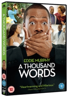 A   Thousand Words, DVD
