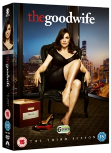 The Good Wife: Season 3, DVD