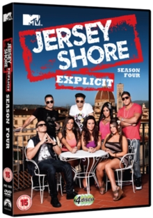 Jersey Shore: Season Four, DVD