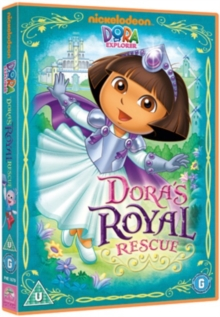 Dora the Explorer: Royal Rescue, DVD  DVD