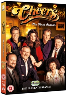 Cheers: Season 11- The Final Season, DVD