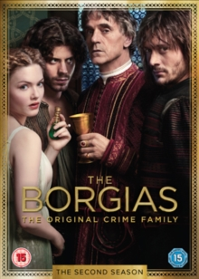 The Borgias: Season 2, DVD