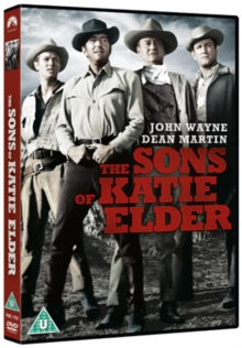 The Sons of Katie Elder, DVD
