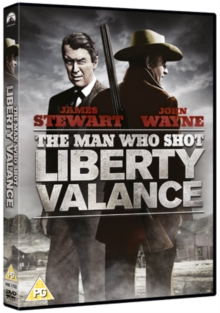 The Man Who Shot Liberty Valance, DVD DVD