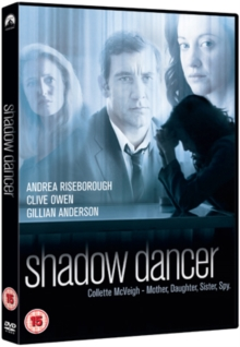 Shadow Dancer, DVD