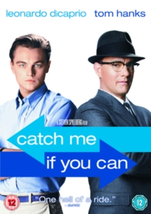 Catch Me If You Can, DVD