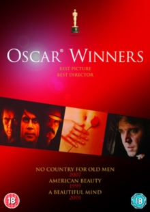 No Country for Old Men/A Beautiful Mind/American Beauty, DVD
