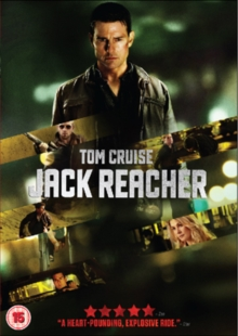 Jack Reacher, DVD  DVD