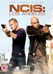 NCIS Los Angeles: The Fourth Season, DVD