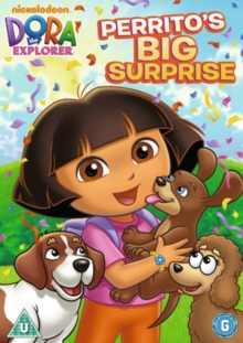 Dora the Explorer: Perrito's Big Surprise, DVD