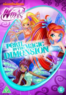 Winx Club: Peril in the Magic Dimension, DVD