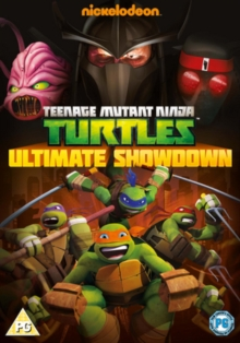 Teenage Mutant Ninja Turtles: Ultimate Showdown - Season 1..., DVD DVD