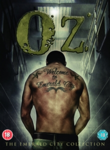 Oz: The Complete Seasons 1-6, DVD