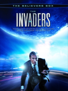 The Invaders: The Believers Box, DVD
