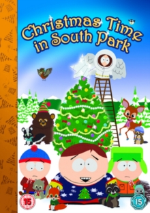 South Park: Christmas Time in South Park, DVD