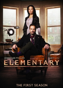 Elementary: The First Season, DVD