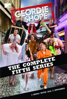 Geordie Shore: The Complete Fifth Series, DVD
