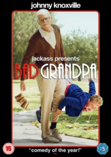 Jackass Presents - Bad Grandpa, DVD