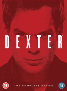 Dexter: Complete Seasons 1-8, DVD