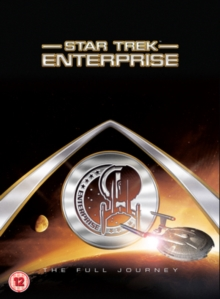 Star Trek - Enterprise: The Complete Collection, DVD  DVD