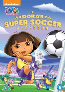 Dora the Explorer: Dora's Super Soccer Showdown, DVD