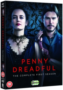 Penny Dreadful: The Complete First Season, DVD