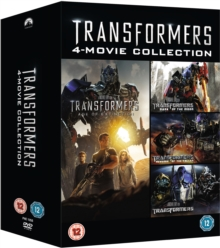 Transformers: Movie Collection, DVD
