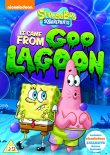 SpongeBob Squarepants: It Came from Goo Lagoon, DVD