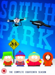 South Park: Series 18, DVD
