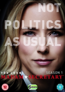 Madam Secretary: Season 1, DVD