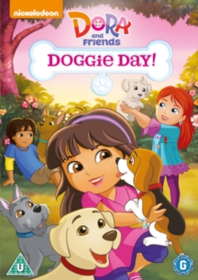 Dora and Friends: Doggie Days!, DVD