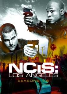 NCIS Los Angeles: Seasons 1-6, DVD
