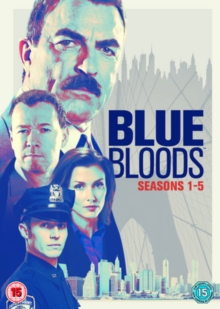 Blue Bloods: Season 1-5, DVD  DVD