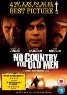 No Country for Old Men, DVD  DVD