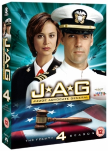 JAG: The Complete Fourth Season, DVD