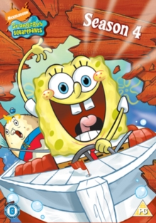 SpongeBob Squarepants: The Complete Season 4, DVD  DVD