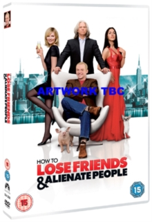 How to Lose Friends and Alienate People, DVD