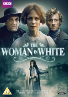 The Woman in White, DVD