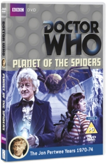 Doctor Who: Planet of the Spiders, DVD
